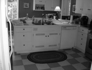 Before – Kitchen