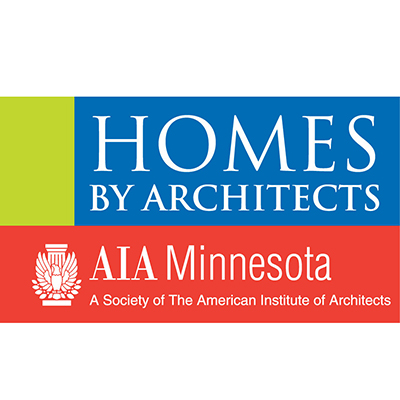 Homes by Architects logo – AIA Minnesota